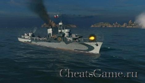 моды для кораблей world of warships
