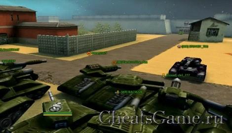 аккаунт в танках онлайн вк