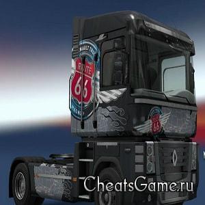 скачать читы на euro truck simulator