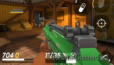 guns of boom как вводить читы