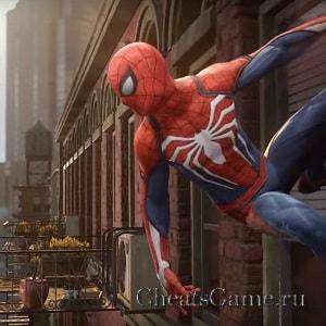чит коды для spider man